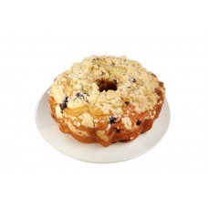 Blueberry Crumb Bundt
